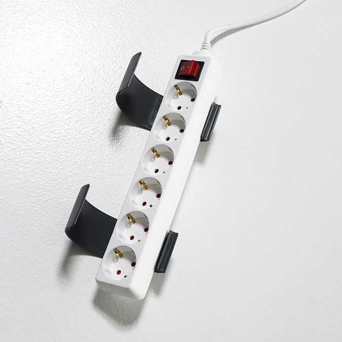 Attachment to socket strip Accessoires - Mobilier de bureau | Kinnarps