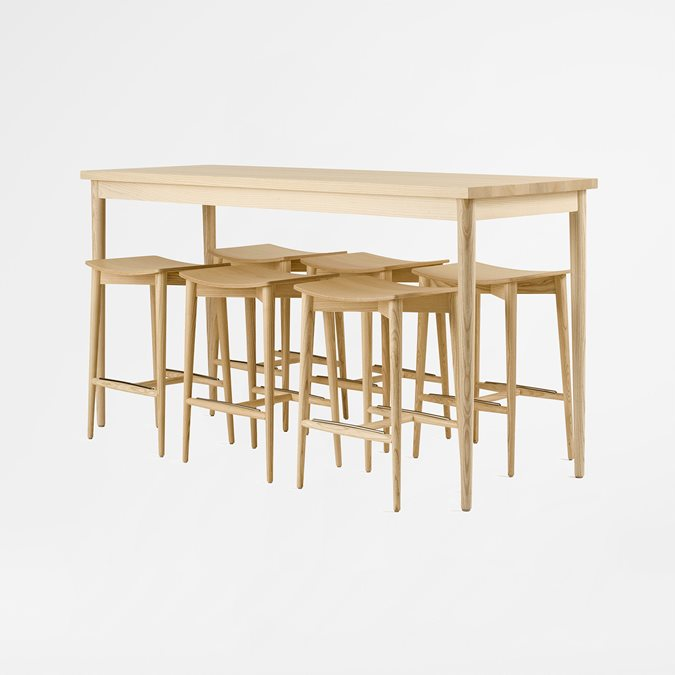 Oak Tables de réunion - Mobilier de bureau | Kinnarps